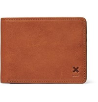 Best Made Company Leather Billfold Wallet Tan