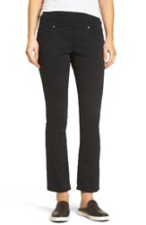 Jag Jeans Petite Women's Peri Pull On Twill Ankle Pants
