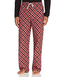 Psycho Bunny Woven Lounge Pants Holiday Check