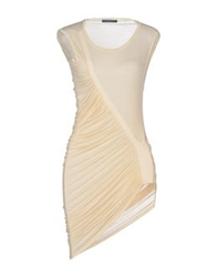 Andreaturchi Tops Ivory