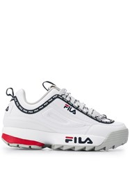 Fila Distruptor Logo Low Top Sneakers 60