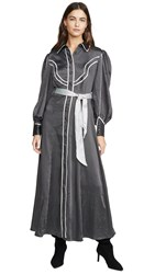C Meo Collective Nearby Dress Black Spot