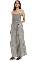 Free People Little Of Your Love Jumpsuit Dark Combo