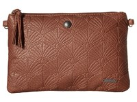 Roxy Soft Melody Clutch Dark Brown Cross Body Handbags