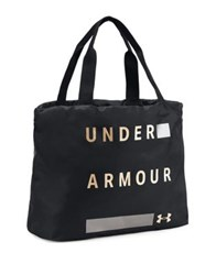 Under Armour Favorite Logo Tote Black