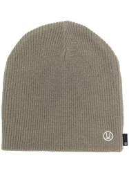 Undercover Ribbed Beanie Grey