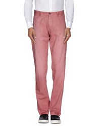 Nichol Judd Trousers Casual Trousers Men Pastel Pink