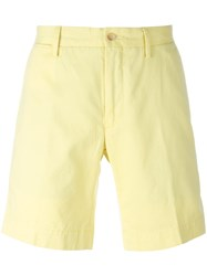 Polo Ralph Lauren Classic Chino Shorts Yellow Orange