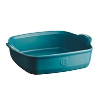 Emile Henry Ultime Square Baking Dish Blue