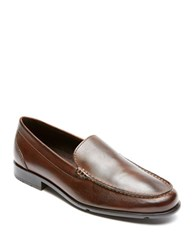 Rockport Classic Lite Venetian Leather Loafers Brown