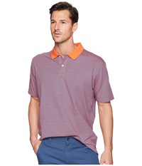 Dockers Solid Signature Polo Gurley Tigerlily Clothing Purple