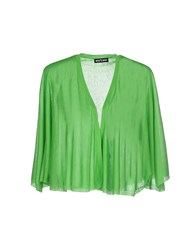 Who S Who Knitwear Cardigans Women Light Green