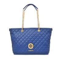 Love Moschino Super Quilted Zipped Tote