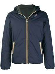 K Way Jacques Thermo Plus Jacket Blue