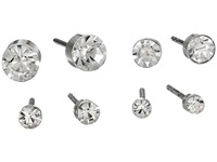 Guess 82104304 Crystal Silver Earring