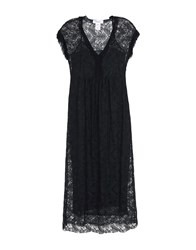 Jucca Long Dresses Black
