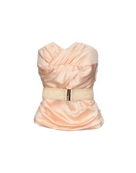 Betty Blue Tube Tops Apricot