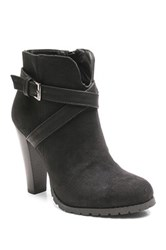 Two Lips Too Legacy Bootie Black