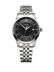 Victorinox Alliance Stainless Steel Bracelet Watch Silver