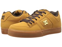 Dc Pure Se Wheat Dark Chocolate Men's Skate Shoes Brown