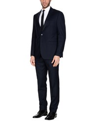 Domenico Tagliente Suits Dark Blue