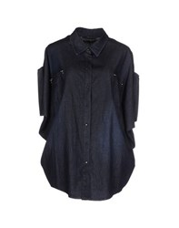 Laurel Denim Denim Shirts Women