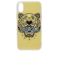Kenzo Iphone X Tiger Case Yellow