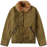 Wtaps N 1 Jacket Green