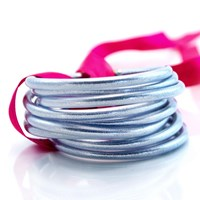 Budhagirl All Weather Serenity Bangles Silver
