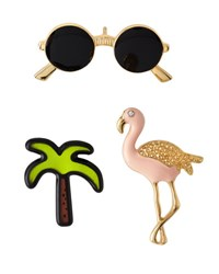 Lydell Nyc Sunglasses Pin Set Multi