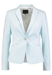 Banana Republic Blazer Island Shores Light Blue