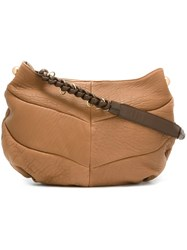See By Chloe 'Maddie' Hobo Shoulder Bag Nude And Neutrals