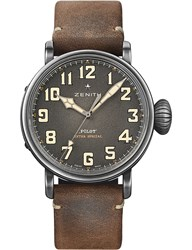 Zenith 11.2430.679 21.C801 Pilot Type 20 Extra Special Ton Up Leather Watch