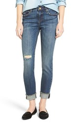 Kut From The Kloth Women's Amy Raw Hem Jeans