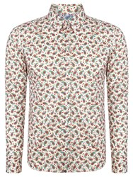 Pretty Green Paisley Shirt