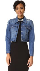 The Fifth Label Southerly Jean Jacket Blue Haze