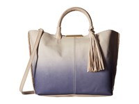 Botkier Quincy Tote Indigo Ombre Tote Handbags Purple