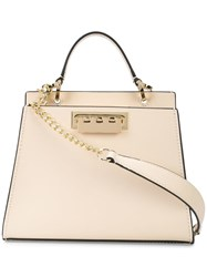 Zac Posen Earthette Shoulder Bag Neutrals