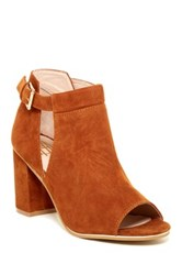 House Of Harlow Safari Suede Sandal Brown