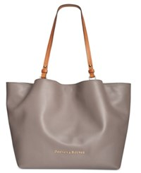 Dooney And Bourke City Flynn Tote Taupe