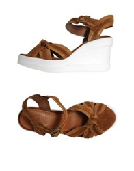 Ruco Line Wedges Camel