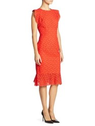 Sachin Babi Harlow Lace Dress Gojiberry