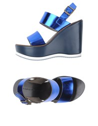 Fabio Rusconi Footwear Sandals Women Bright Blue