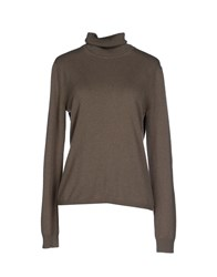 Kangra Cashmere Knitwear Turtlenecks Women Lead