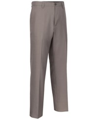 Greg Norman For Tasso Elba Men's Flat Front Golf Pants Only At Macy's Lodge Wood