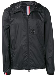 Rossignol Hooded Waterproof Jacket Black