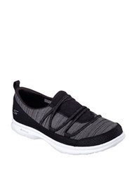 Skechers Go Step Sway Textile Sneakers Black