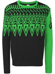 Opening Ceremony Jumper Green