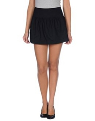 Tara Jarmon Mini Skirts Black