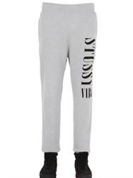 Stussy Vibe Cotton Jogging Pants